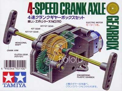 dc motor kit