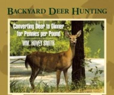 backyard deer hunting