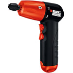Black and Decker 6 V Alkaline Drill