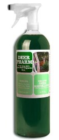 Spray deer repellent